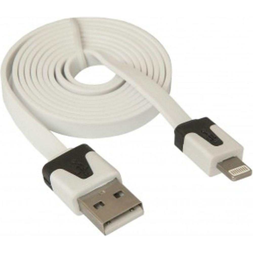 USB кабель Defender ACH01-03P USBAM-LightningM, 1м пакет 87472