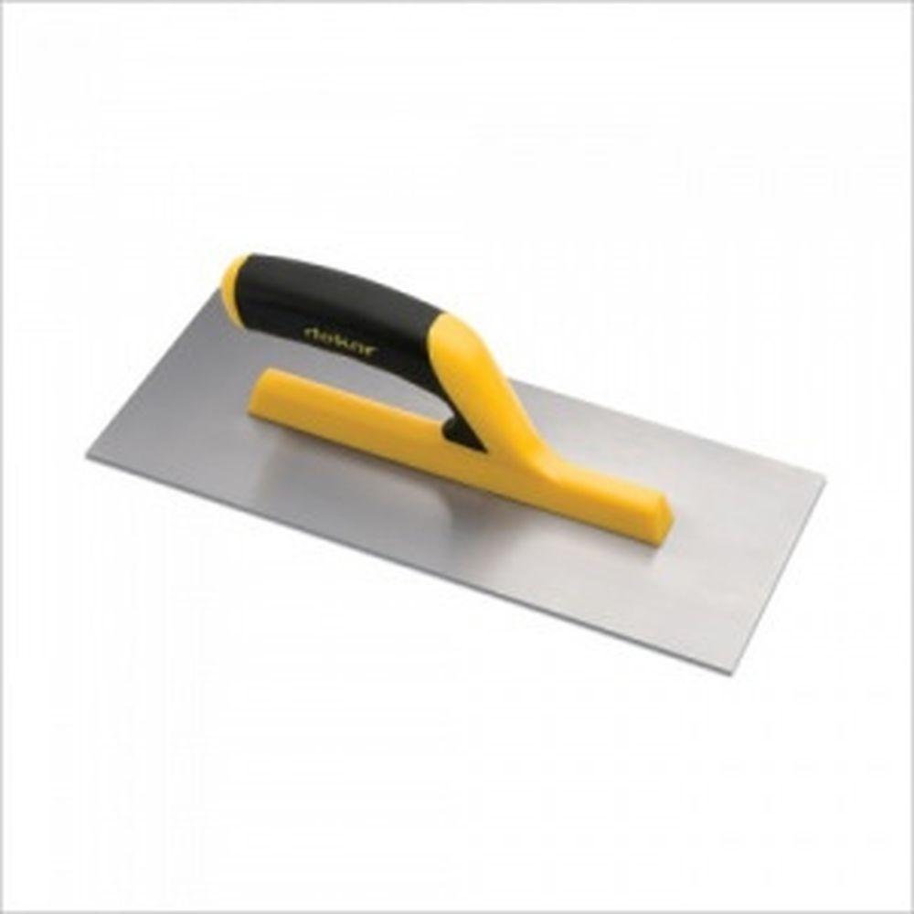 Гладилка DEKOR прямая, 120х350 мм пластиковая ручка 093