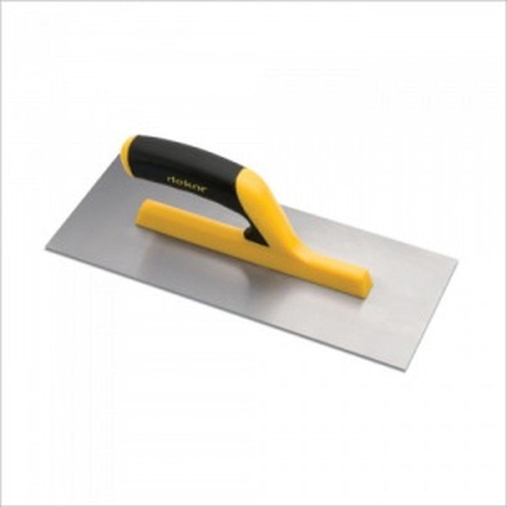 Гладилка DEKOR 120х300 мм пластиковая ручка 091