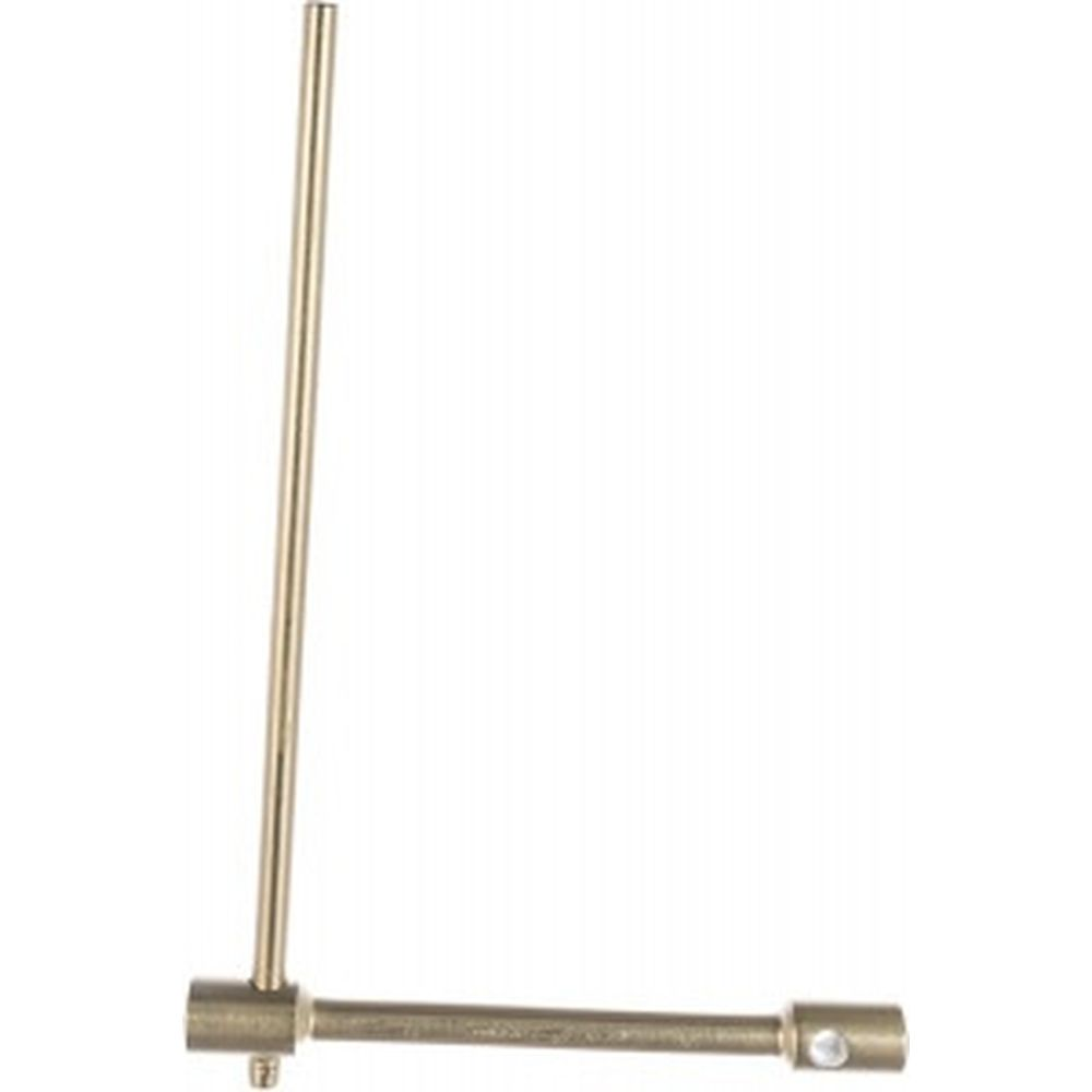 Баллонный ключ 24х27 мм x 400 мм с монтировкой-воротком ДТ/6 Дело Техники 533275