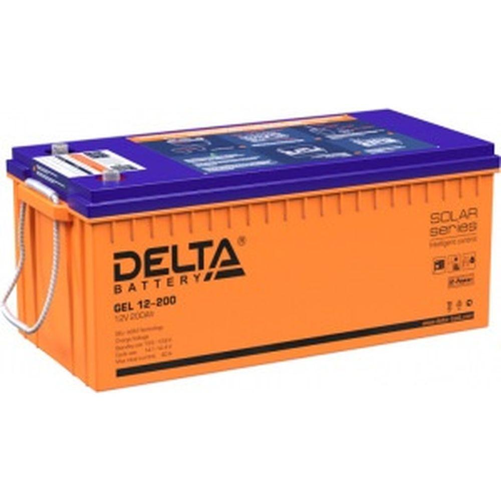 Батарея аккумуляторная Delta GEL 12-200