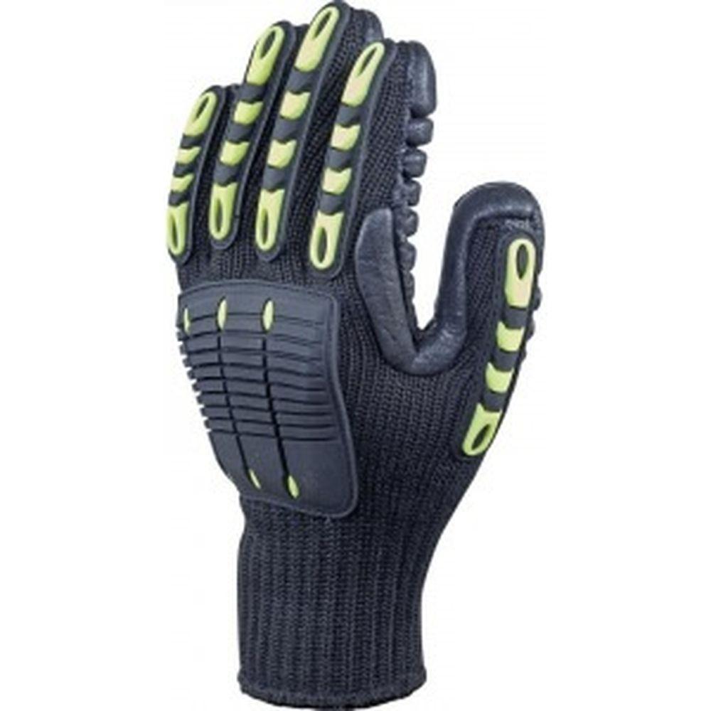 Антивибрационные перчатки Delta Plus VV904 NYSOS р.10 VV904JA10