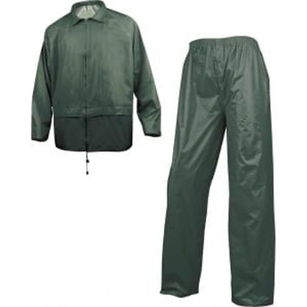 Влагозащитный костюм Delta Plus EN400 зеленый, р. L EN400VEGT