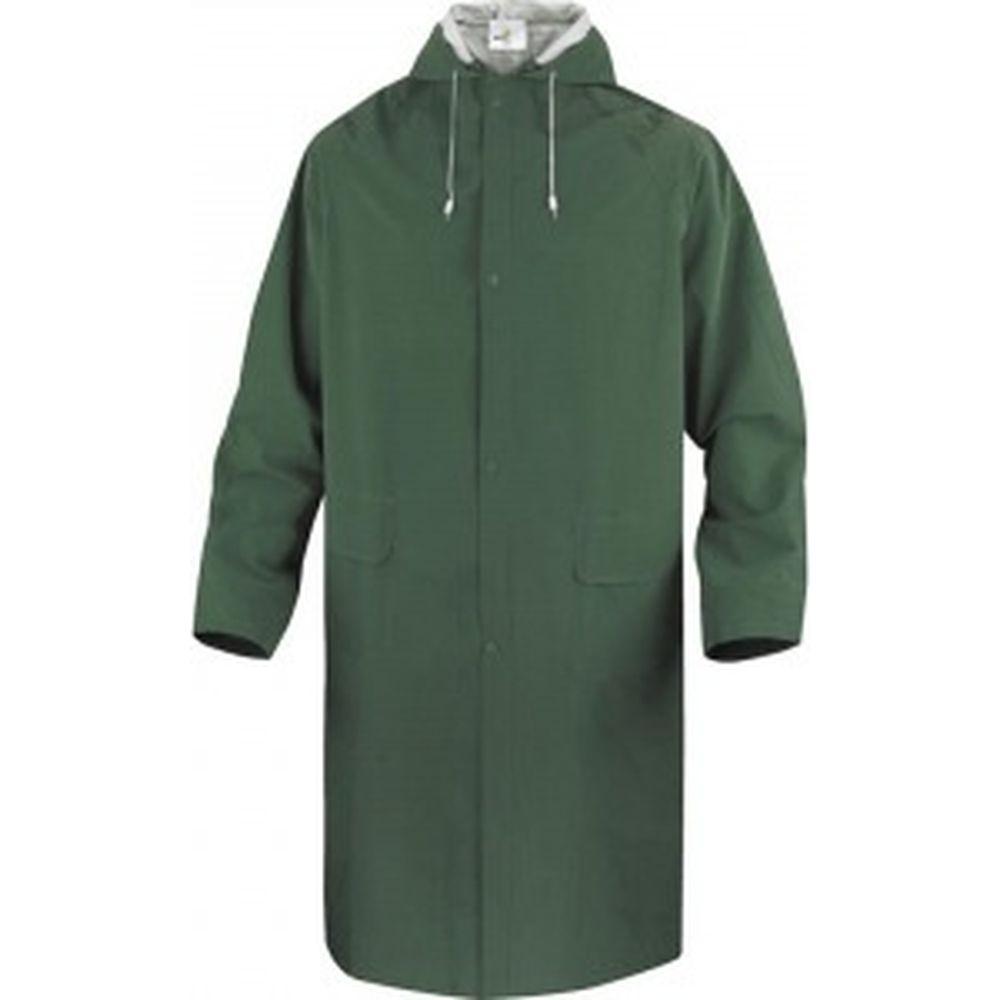 Влагозащитный плащ Delta Plus МА305, зеленого цвета, р. XL MA305VEXG2