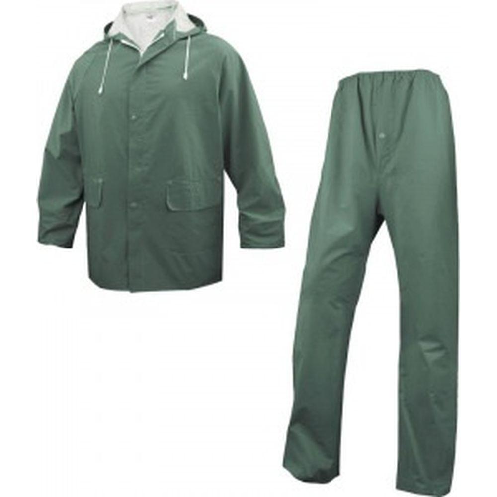 Влагозащитный костюм Delta Plus зеленый, р.XL EN304VEXG2