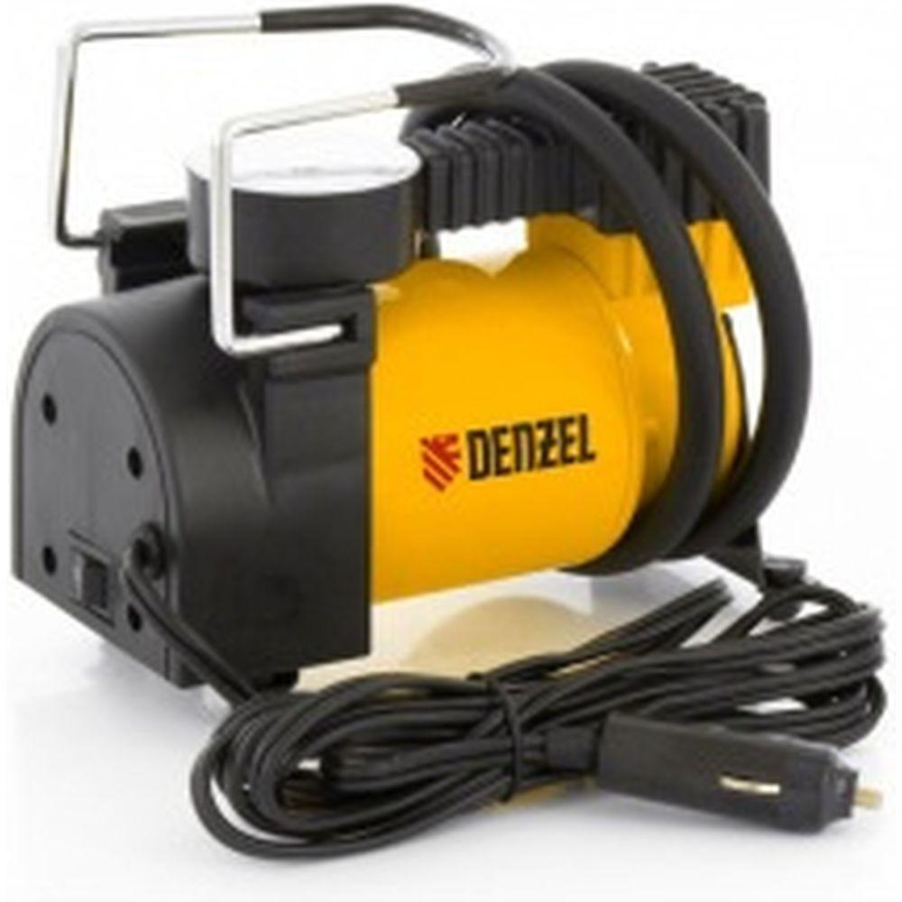 Автомобильный компрессор 12 В, 10 атм., 35 л/мин Denzel DС-20 58054
