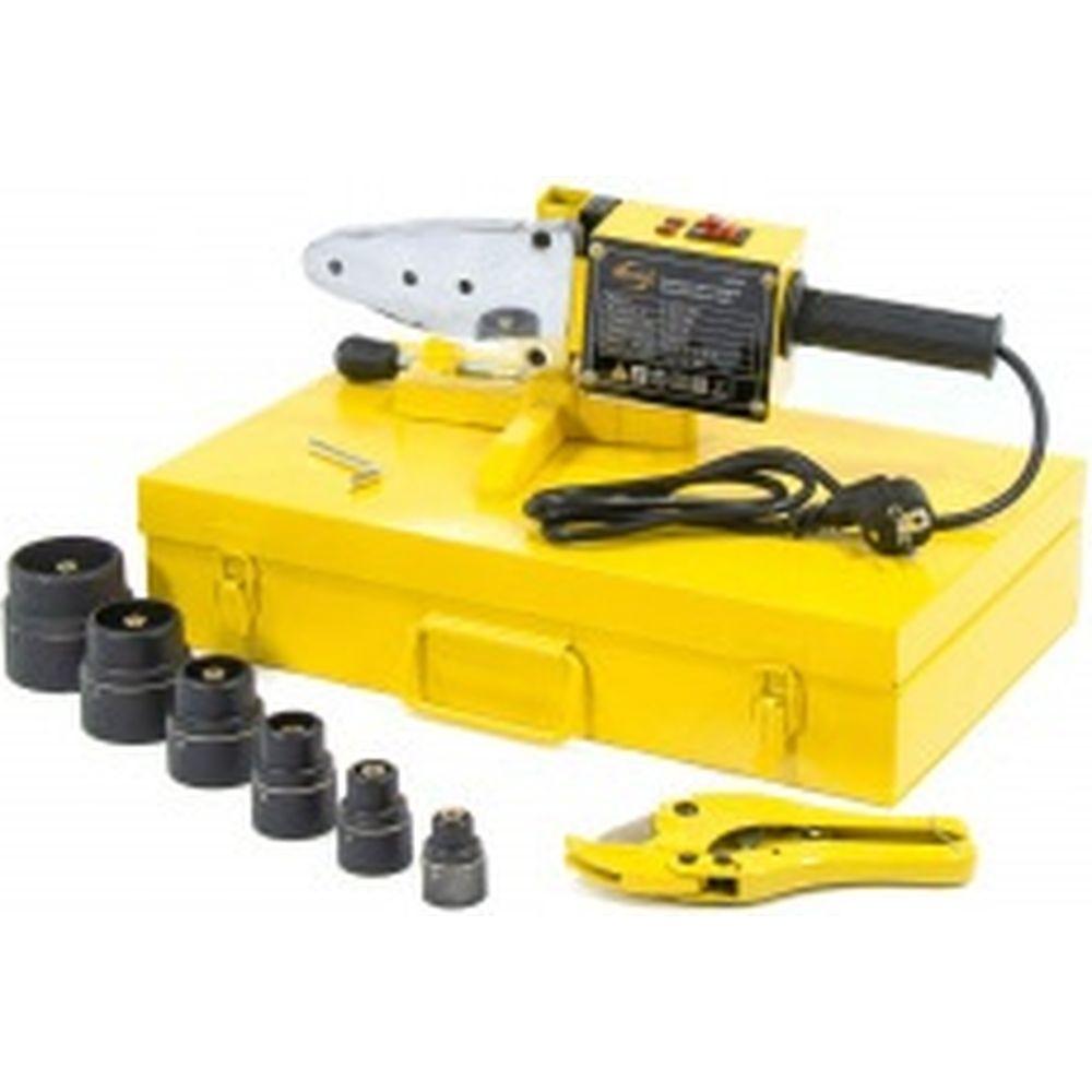 Аппарат для сварки пластиковых труб DENZEL DWP-1500 94205