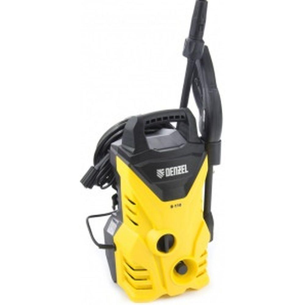Моечная машина высокого давления DENZEL R-110 58232