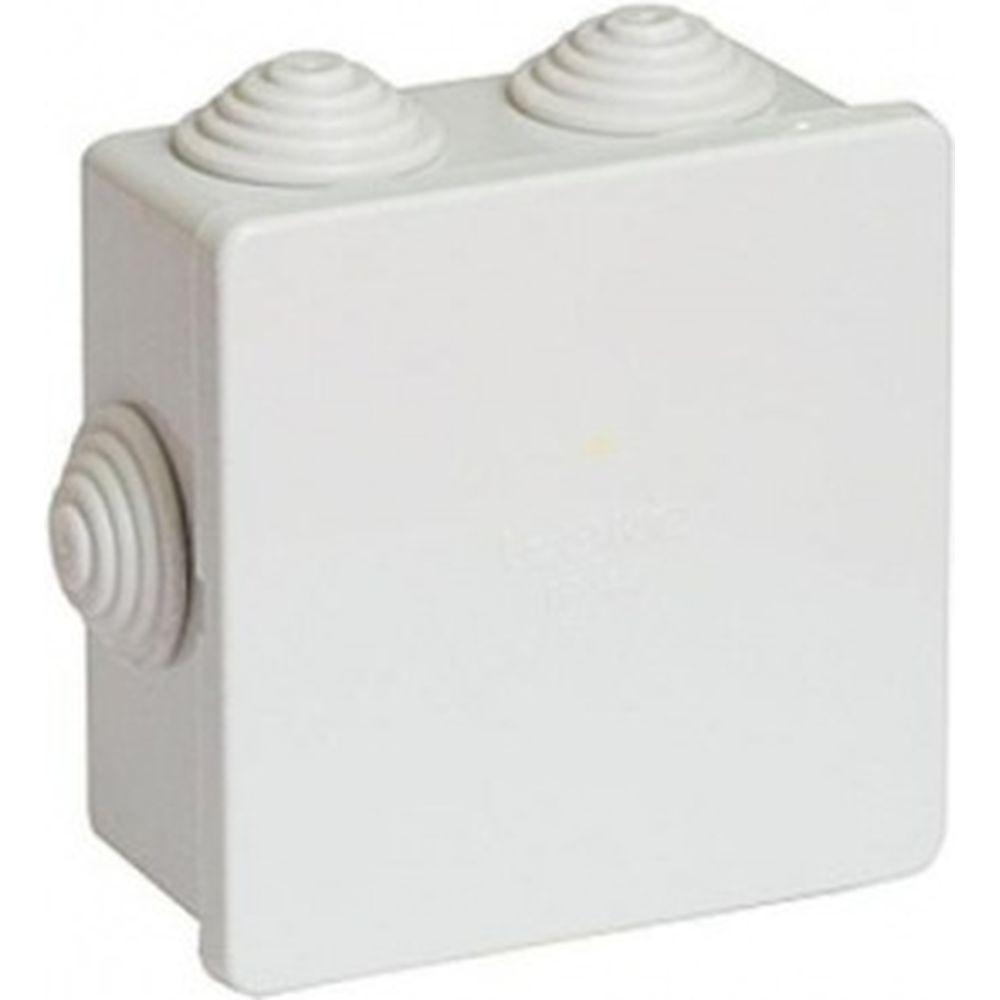 Коробка распаячная DKC 80х80х40мм IP44 53700