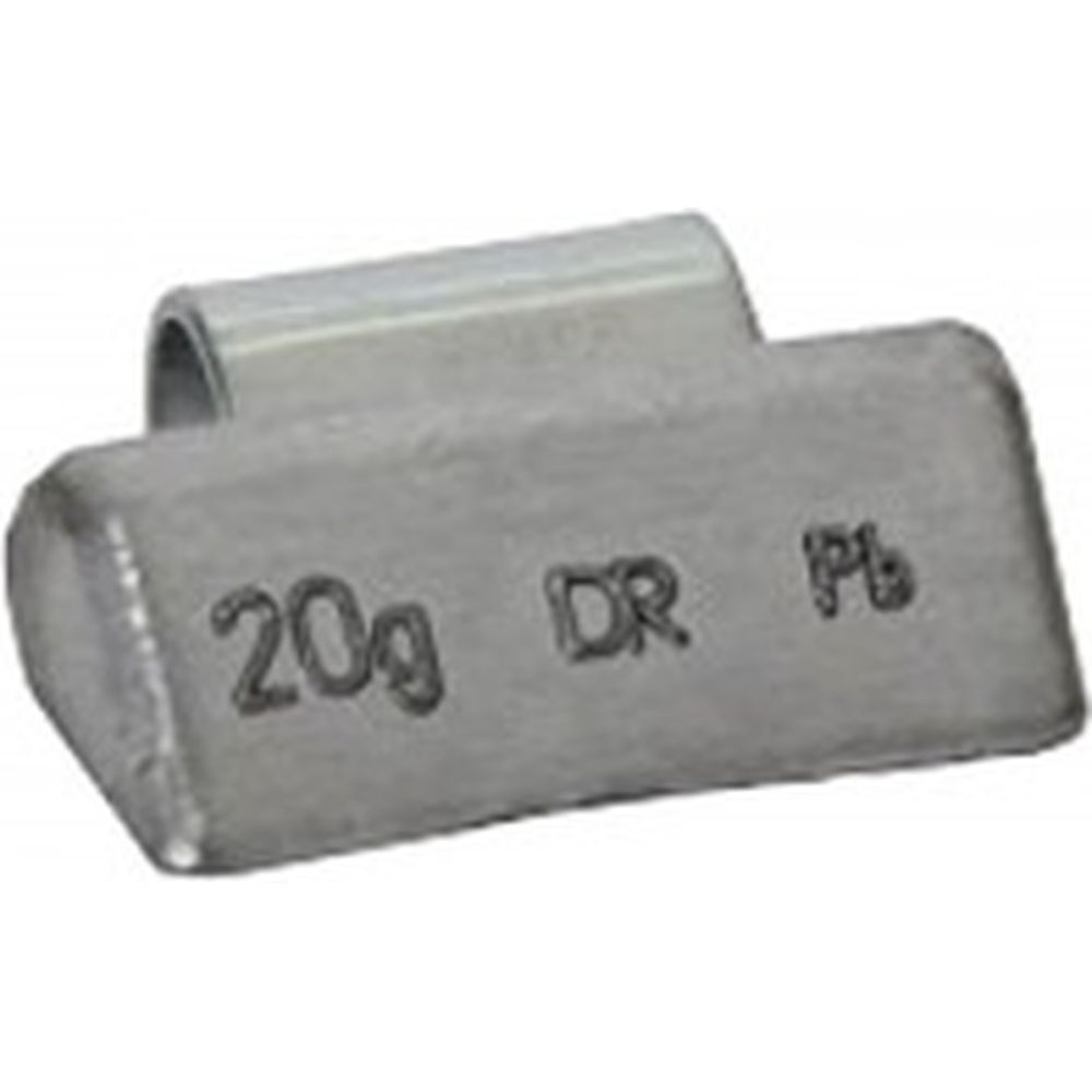 Грузик балансировочный (100 шт; 20 г) для литых дисков Dr. Reifen B-20
