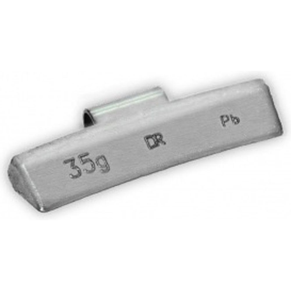 Грузик балансировочный (50 шт; 35 г) для литых дисков Dr. Reifen B-35
