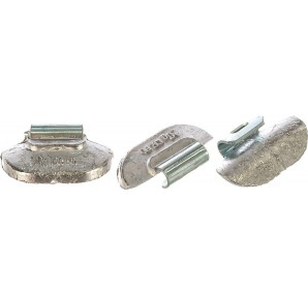 Грузик балансировочный (100 шт; 20 г) для стальных дисков Dr. Reifen A-20