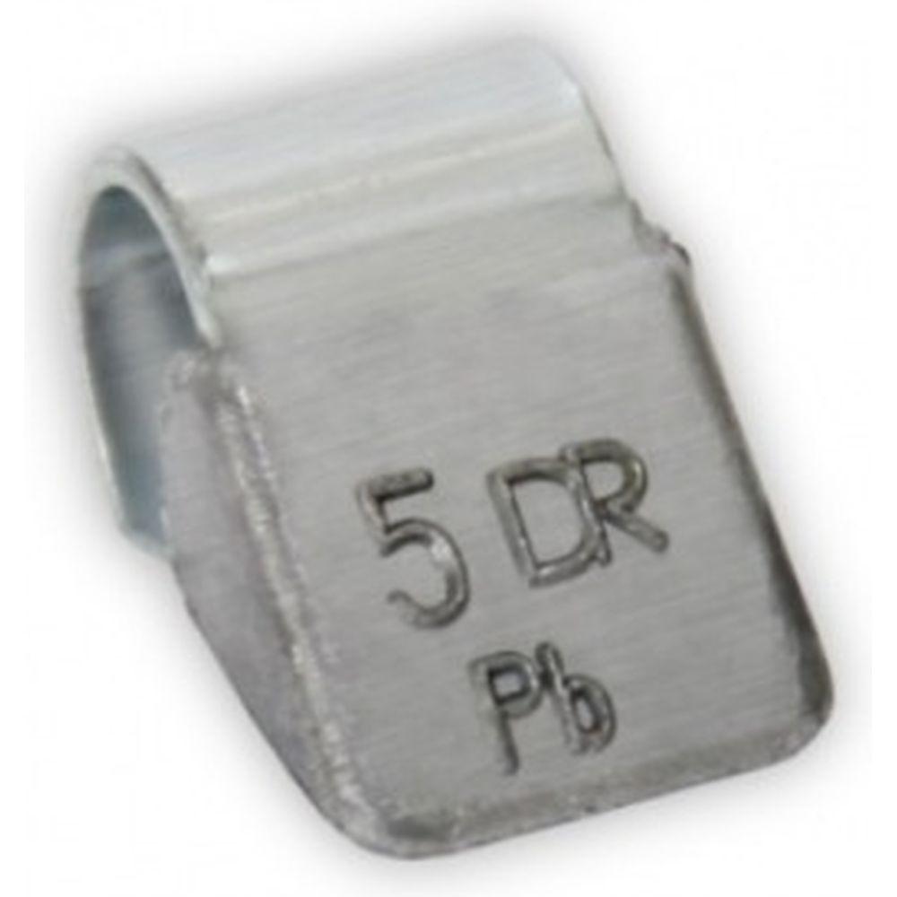 Грузик для литых дисков (5 гр., 100 шт.) Dr. Reifen B-005