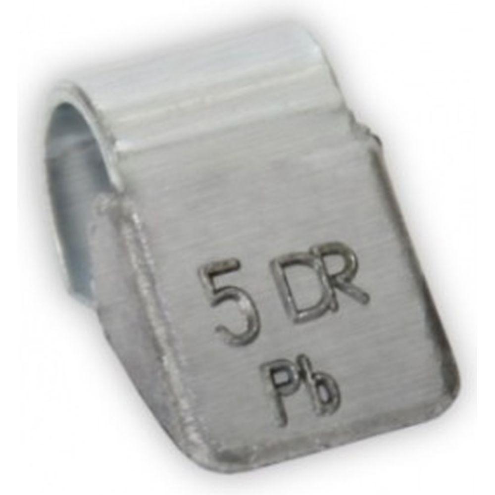 Грузик для стальных дисков (5 гр, 100 шт) Dr. Reifen A-005