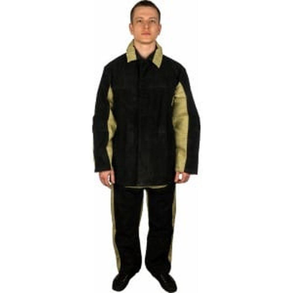 Комбинированный костюм сварщика ДУГА р.96-100, рост 170-176 7290010