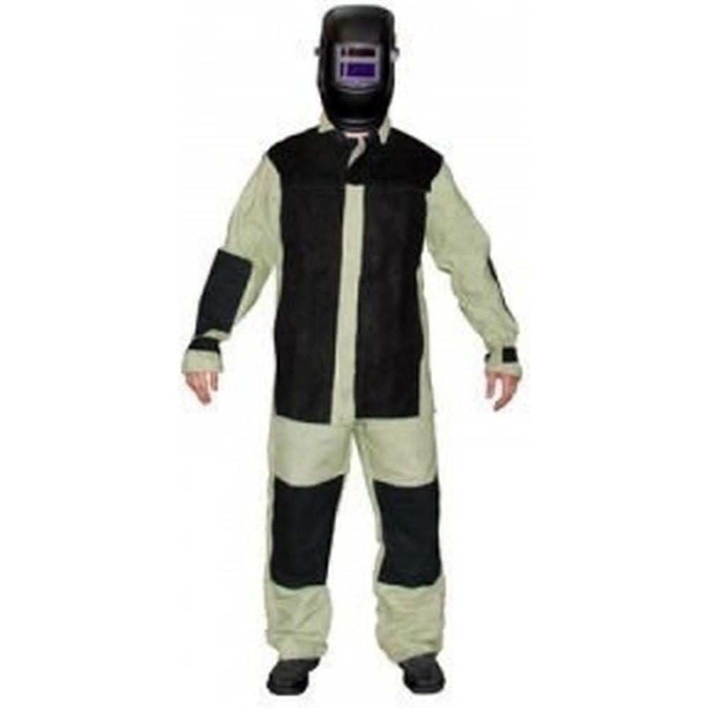 Комбинированный костюм сварщика Дуга (брезент+спилк) 96-100/182-188 7290011
