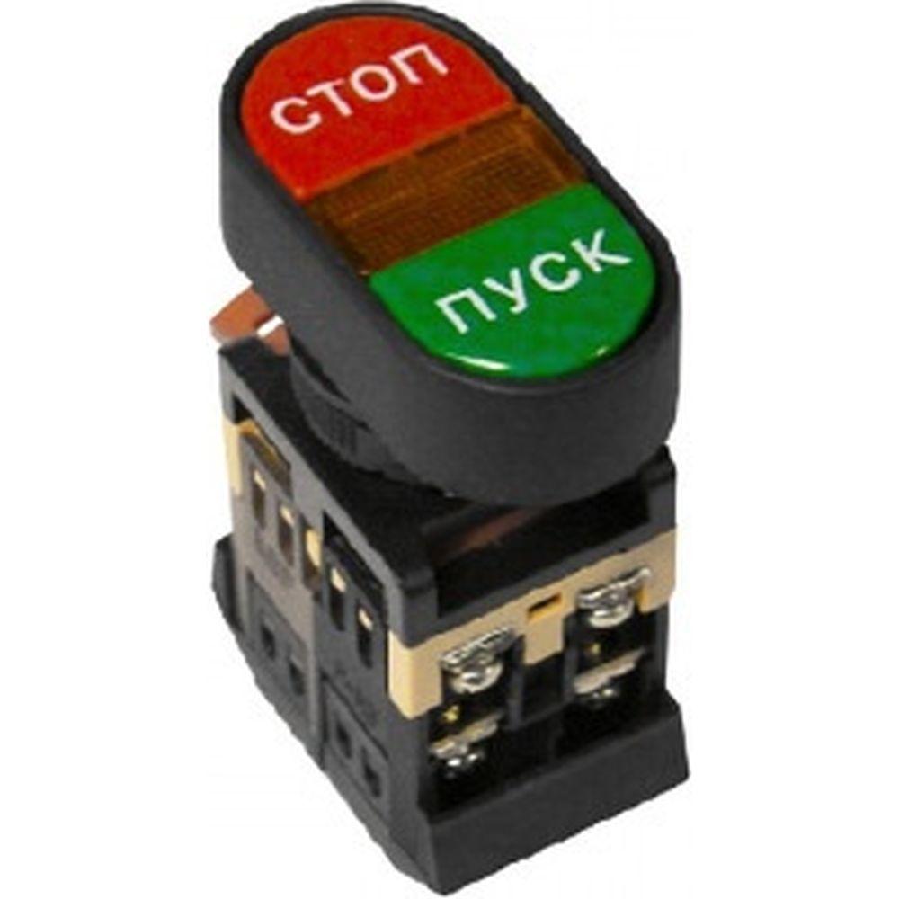Кнопка EKF APBB-22N Пуск-Стоп овальная 220В pbn-apbb-o 9861116