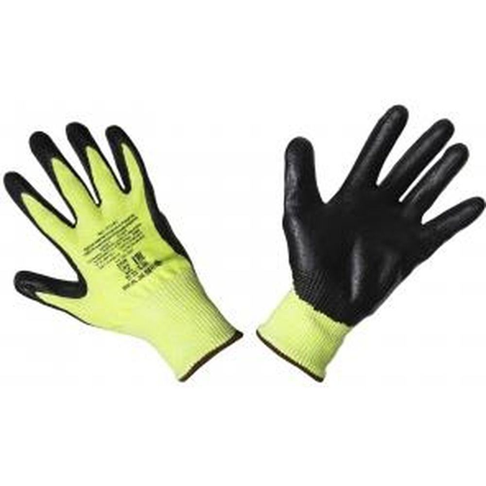 Перчатки от порезов Элит-Профи, с нитриловым покрытием, размер 10 N1603 10
