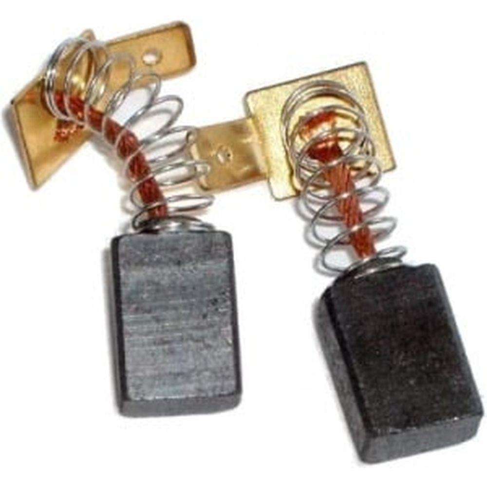 Щетки графитовые 2 шт для угловой шлифмашины МШУ 2523 Elitech 1805.034500