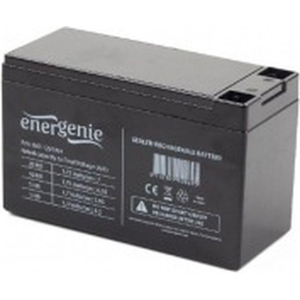 Аккумулятор для источников бесперебойного питания Energenie BAT-12V7AH