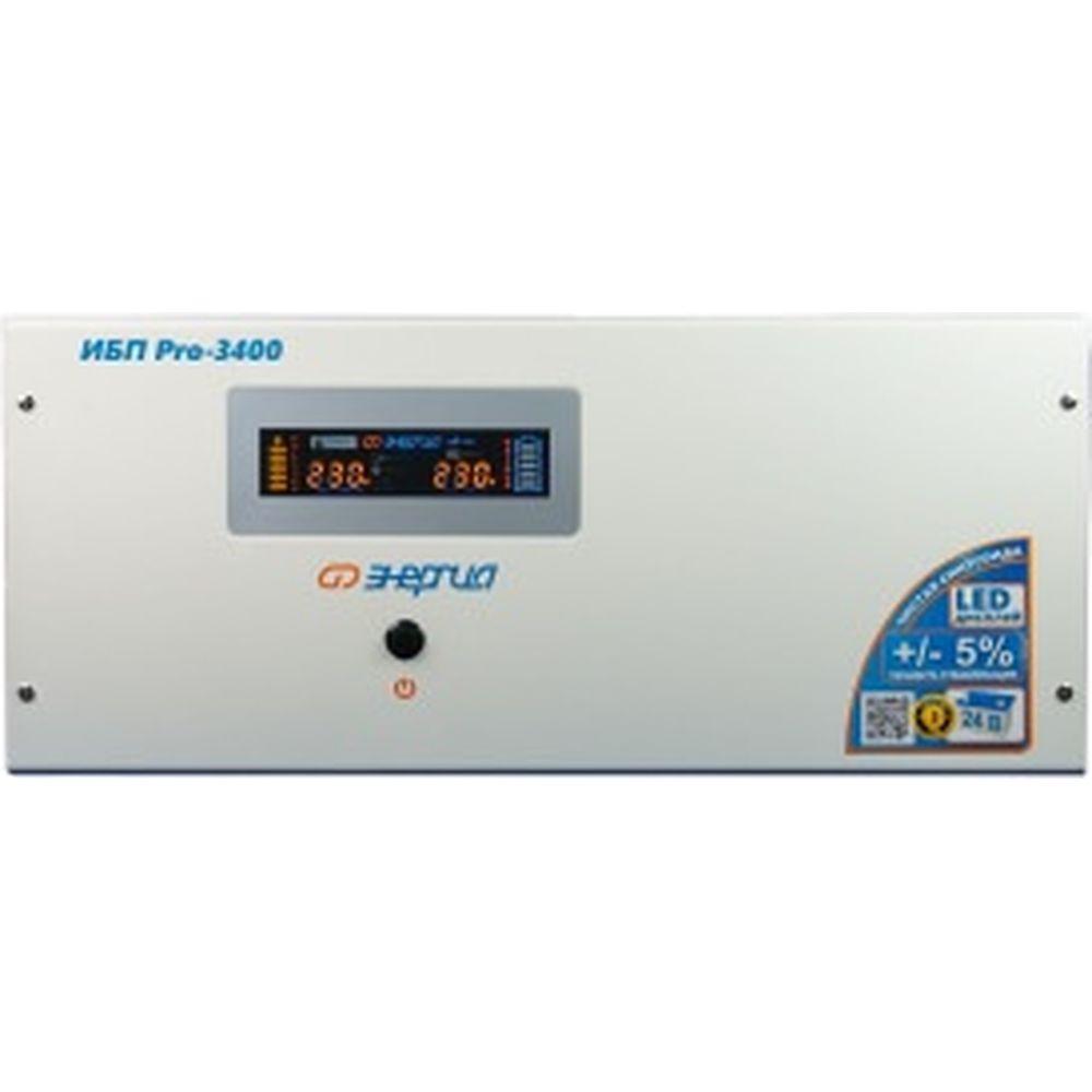 ИБП Энергия Pro-3400 24V Е0201-0032
