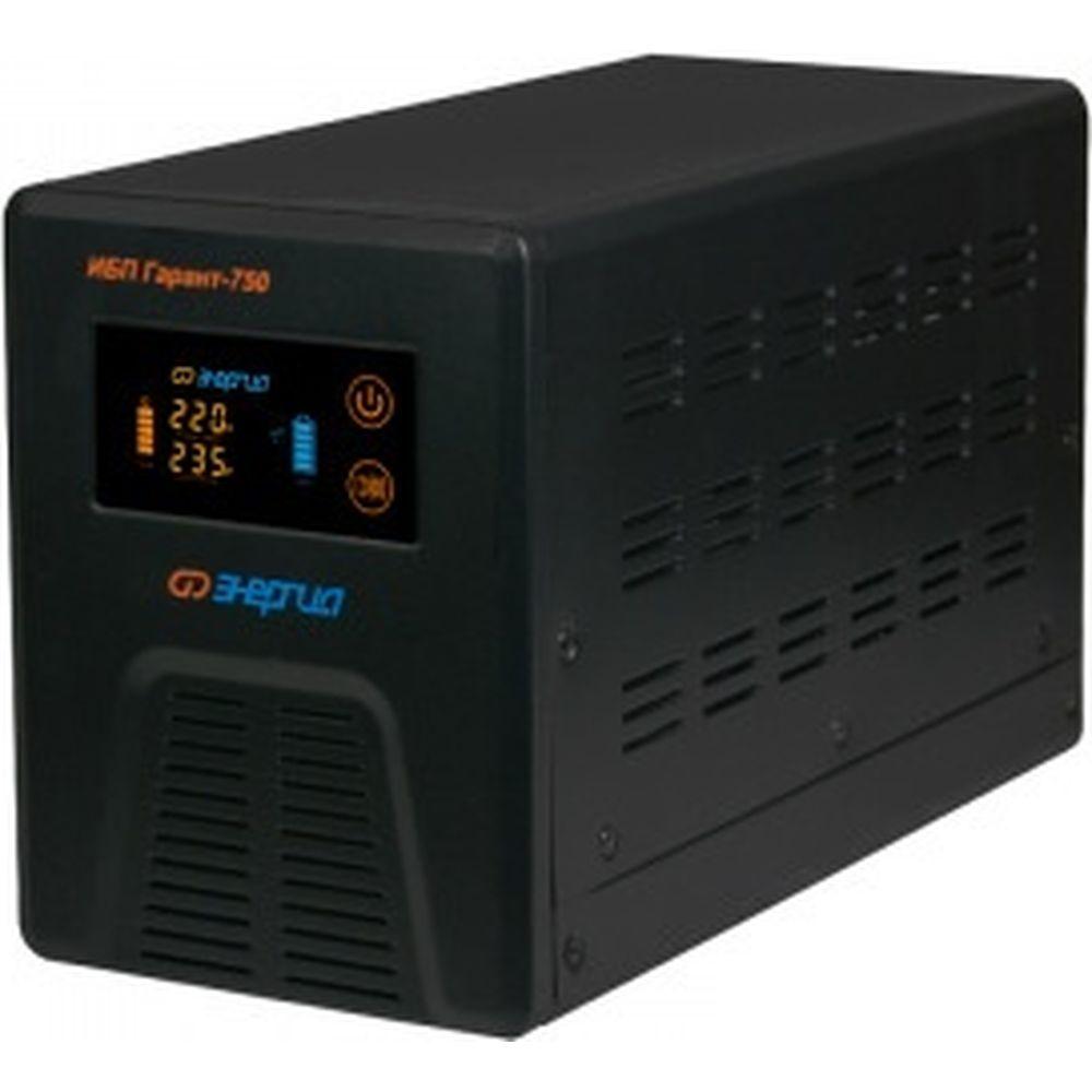 ИБП (12В 750 ВА) Энергия Гарант 750 Е0201-0039