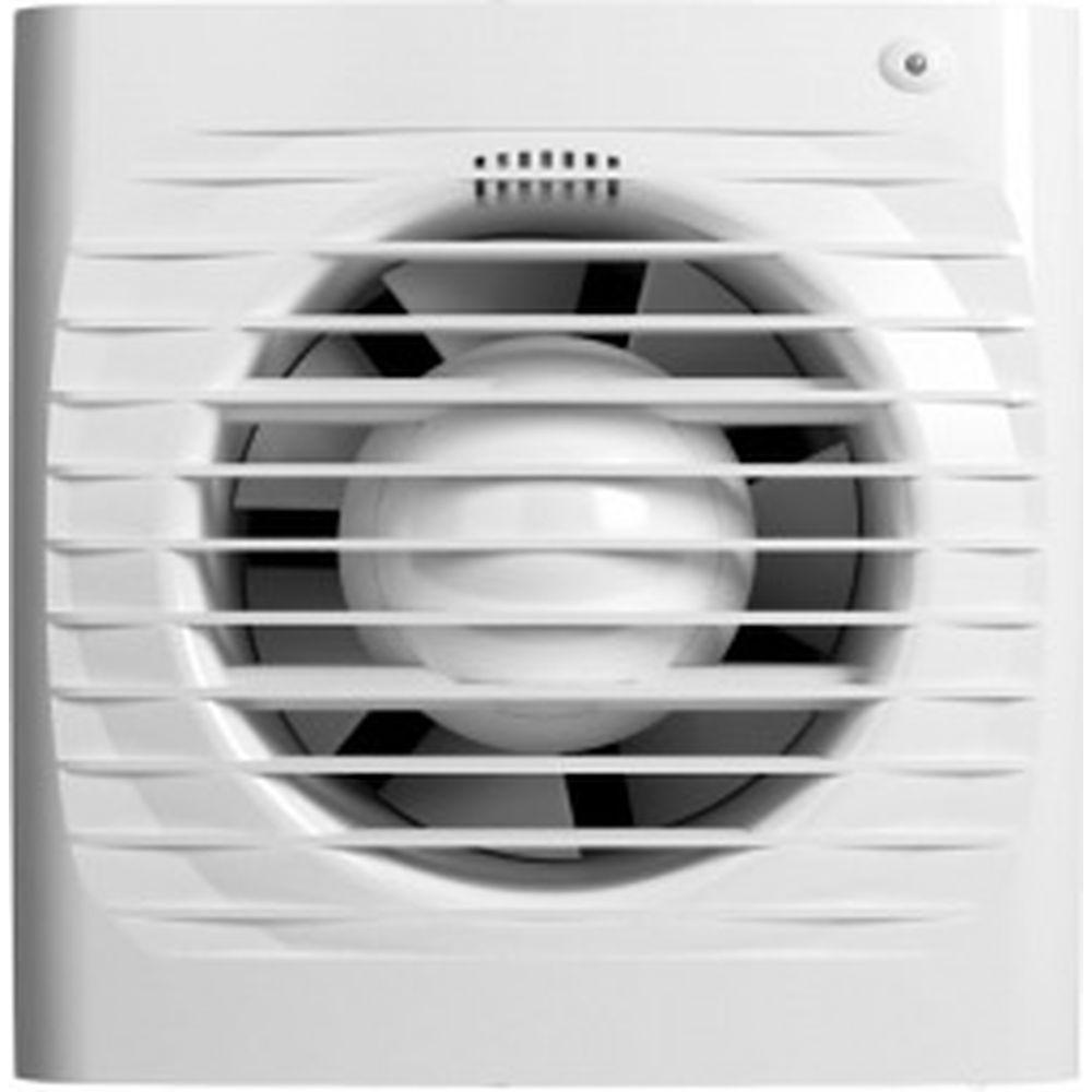 Осевой вытяжной вентилятор c обратным клапаном ERA D 125 ERA 5C