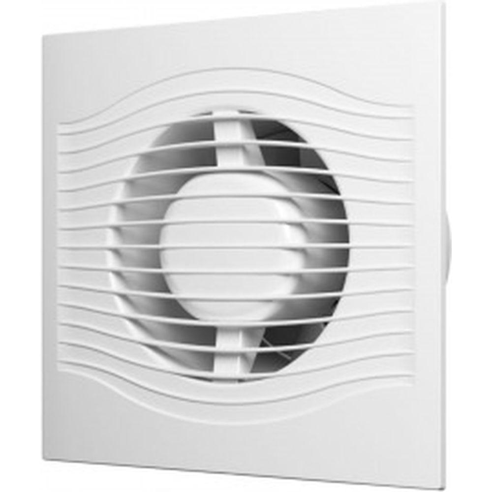 Осевой вытяжной вентилятор с обратным клапаном ERA D 100 SLIM 4C