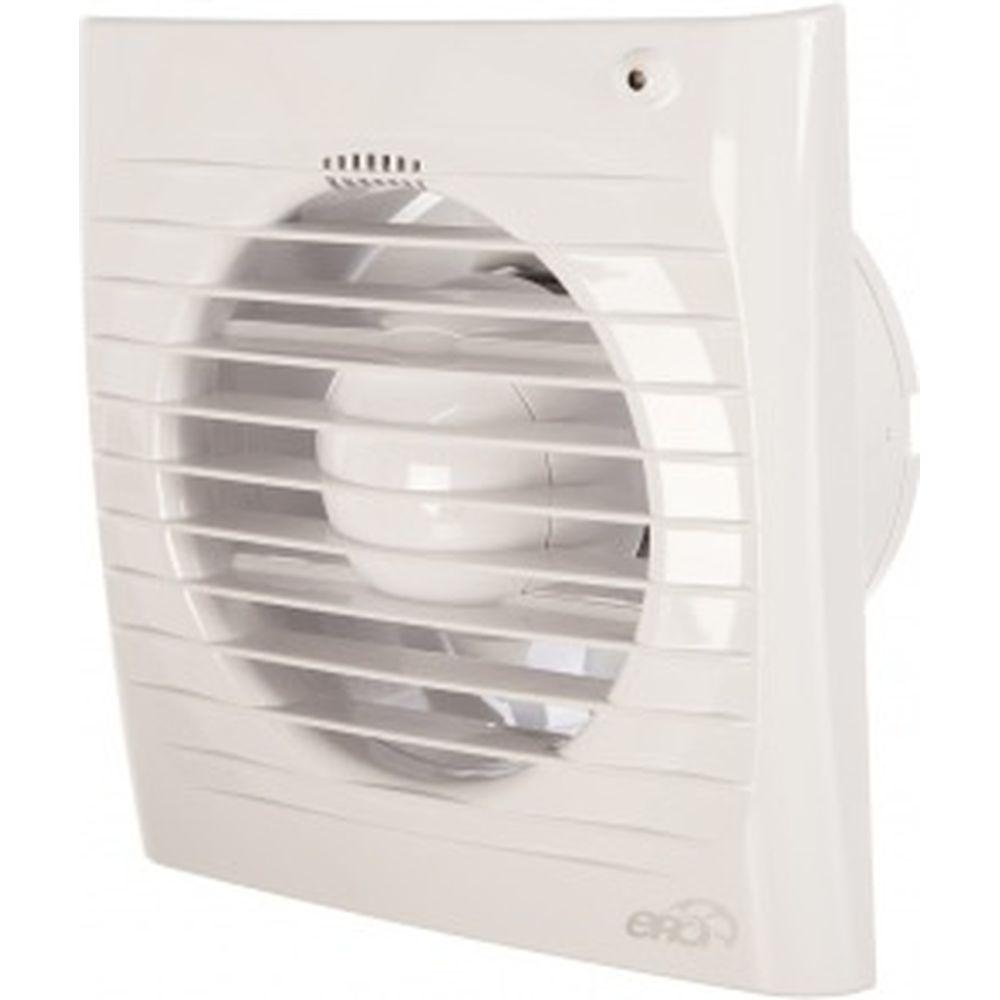 Осевой вытяжной вентилятор с обратным клапаном и электронным таймером ERA D 100 4C ET
