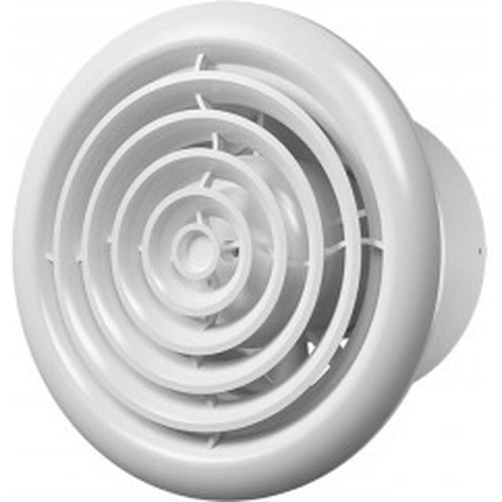 Осевой вытяжной вентилятор с обратным клапаном ERA Flow 4С ВВ D100 88-239