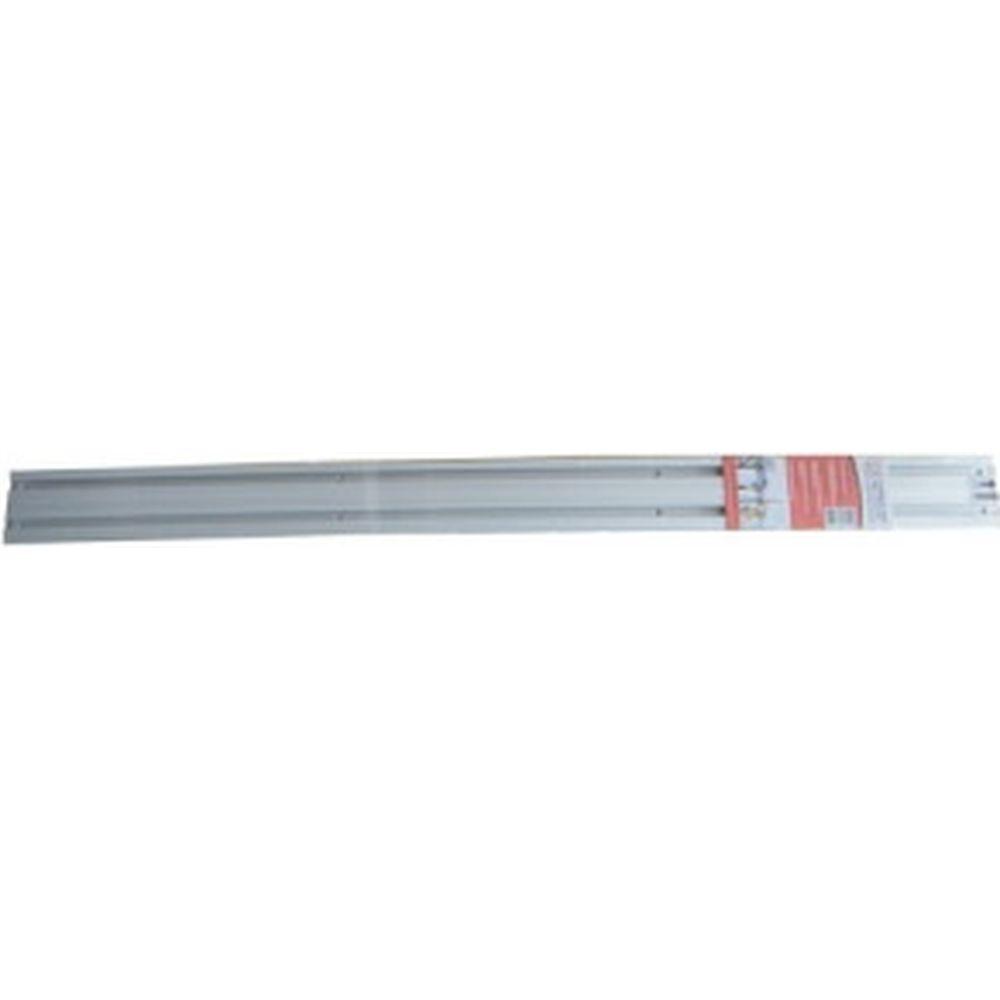 Алюминиевый рельс для рельсовой системы крепления крюков ESSE HR 48L