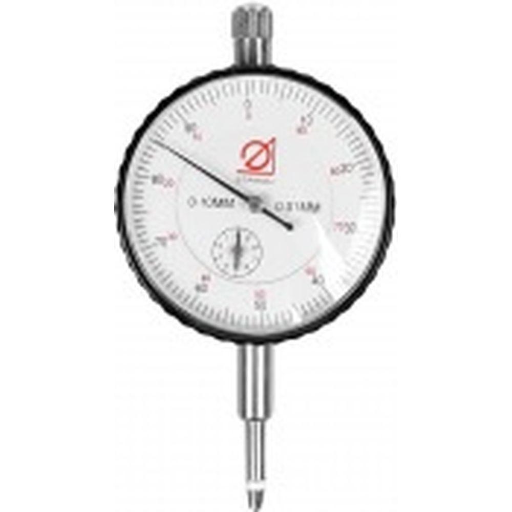 Индикатор часового типа 0-10 0.01 без ушка Эталон 786377