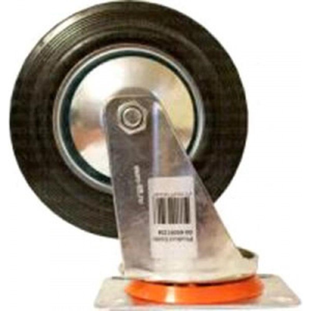 Колесо большегрузное обрезиненное поворотное без тормоза (200х50 мм; г/п 200 кг) EURO-LIFT 00-00001256
