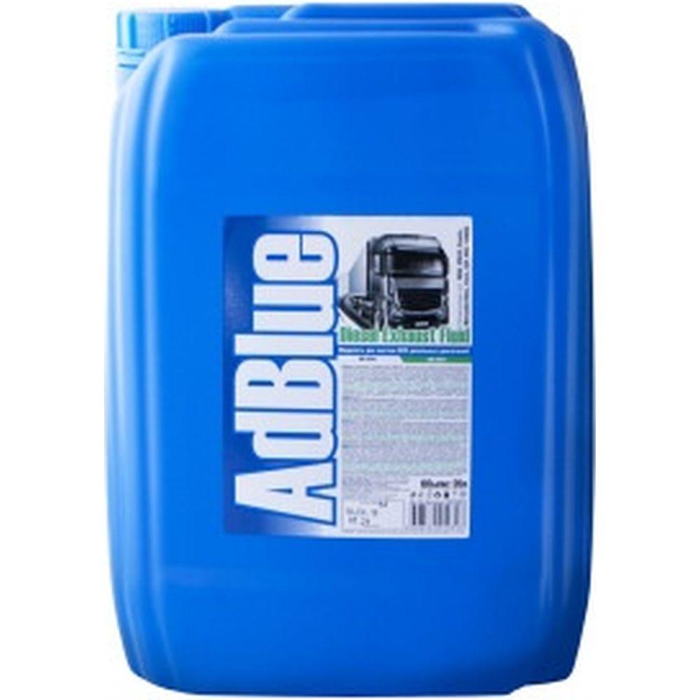 Жидкость для систем SCR дизельного двигателя FELIX мочевина, AdBlue, 20 л 430700011