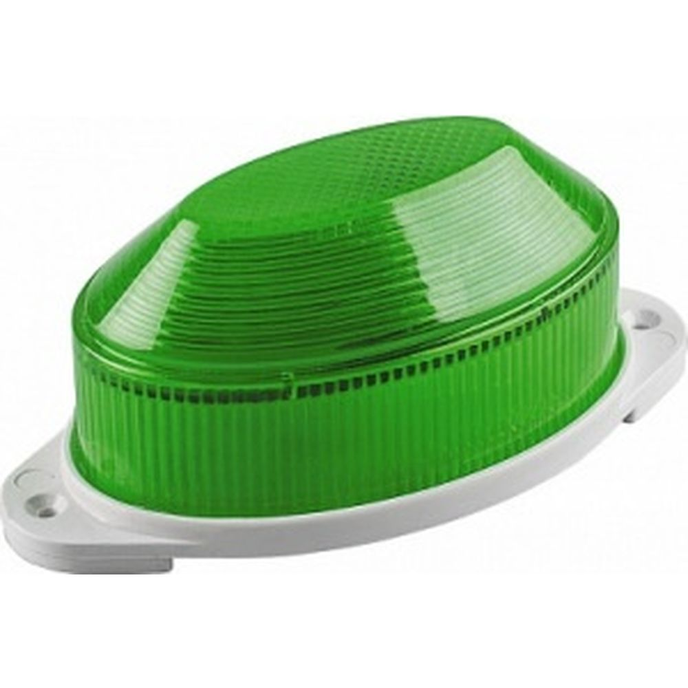 Cветильник-вспышка FERON стробы, 18LED 1,3W, зеленый STLB01 29897