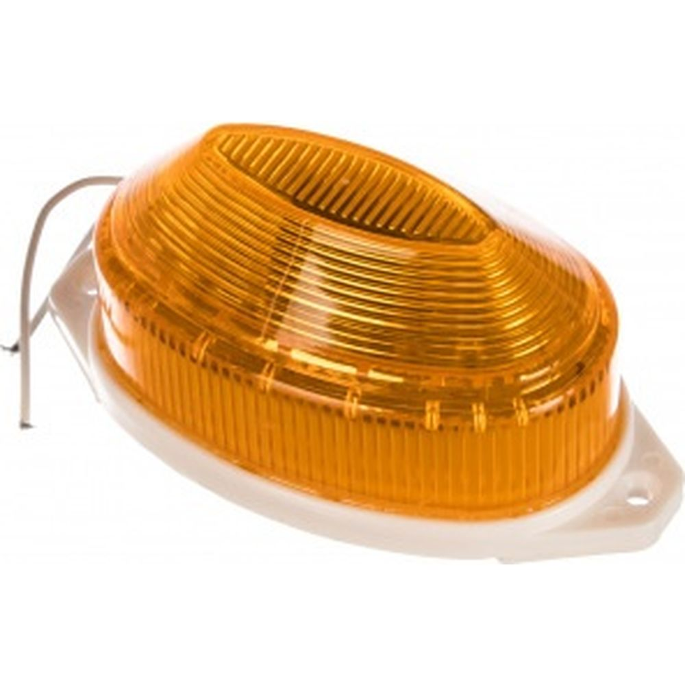 Cветильник-вспышка FERON стробы, 18LED 1,3W, желтый STLB01 29898