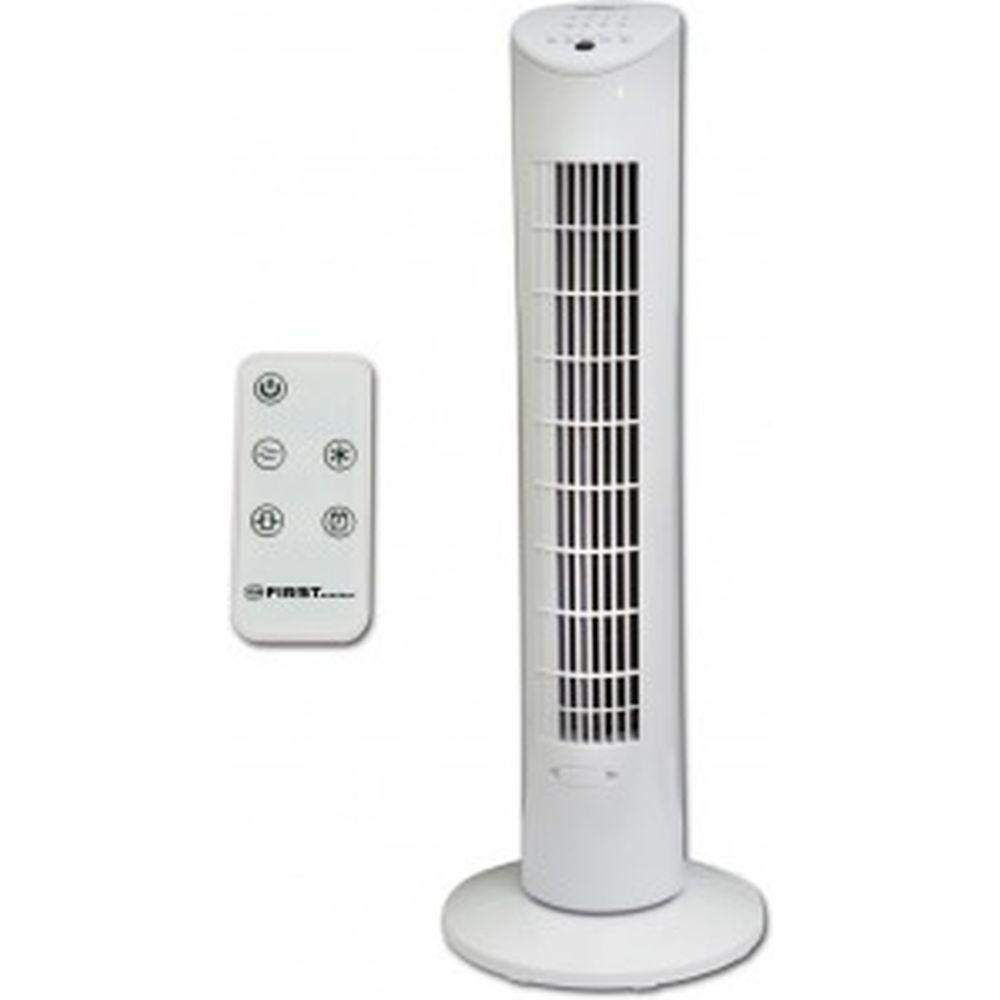 Напольный колонный вентилятор FIRST FA-5560-1 White