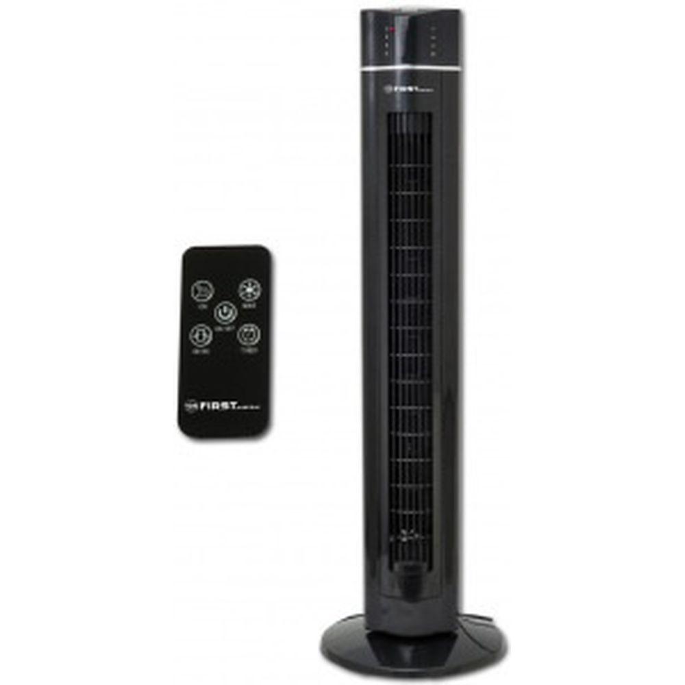 Напольный колонный вентилятор FIRST FA-5560-2 Black