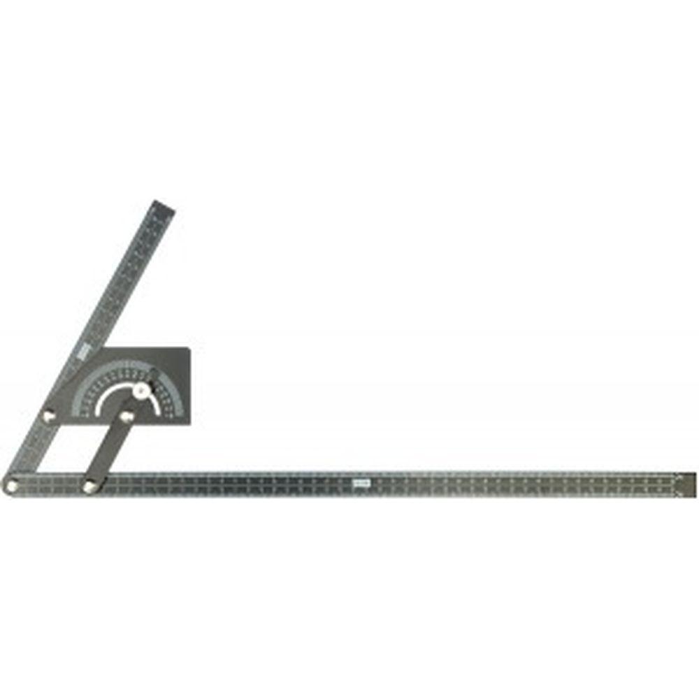 Алюминиевый угломер-квадрант FIT IT Профи 230-500 мм 19317