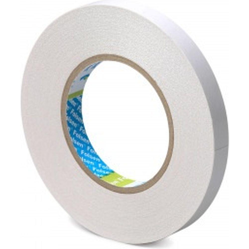 Бумажная двусторонняя лента FOLSEN 25 мм x 50м, Tissue 033385025