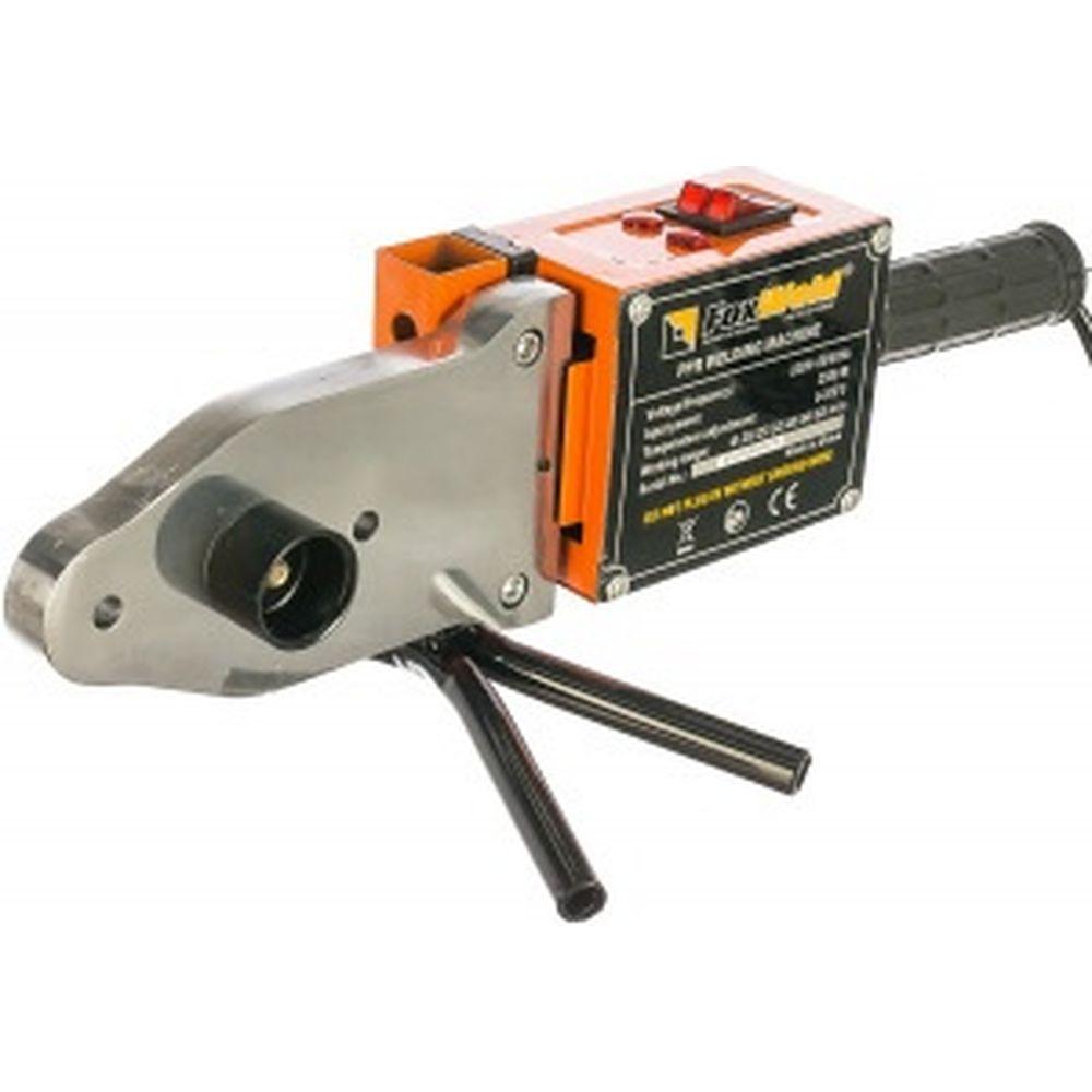 Аппарат для сварки пластиковых труб Foxweld FoxPlastic 2500 ZJM 6120
