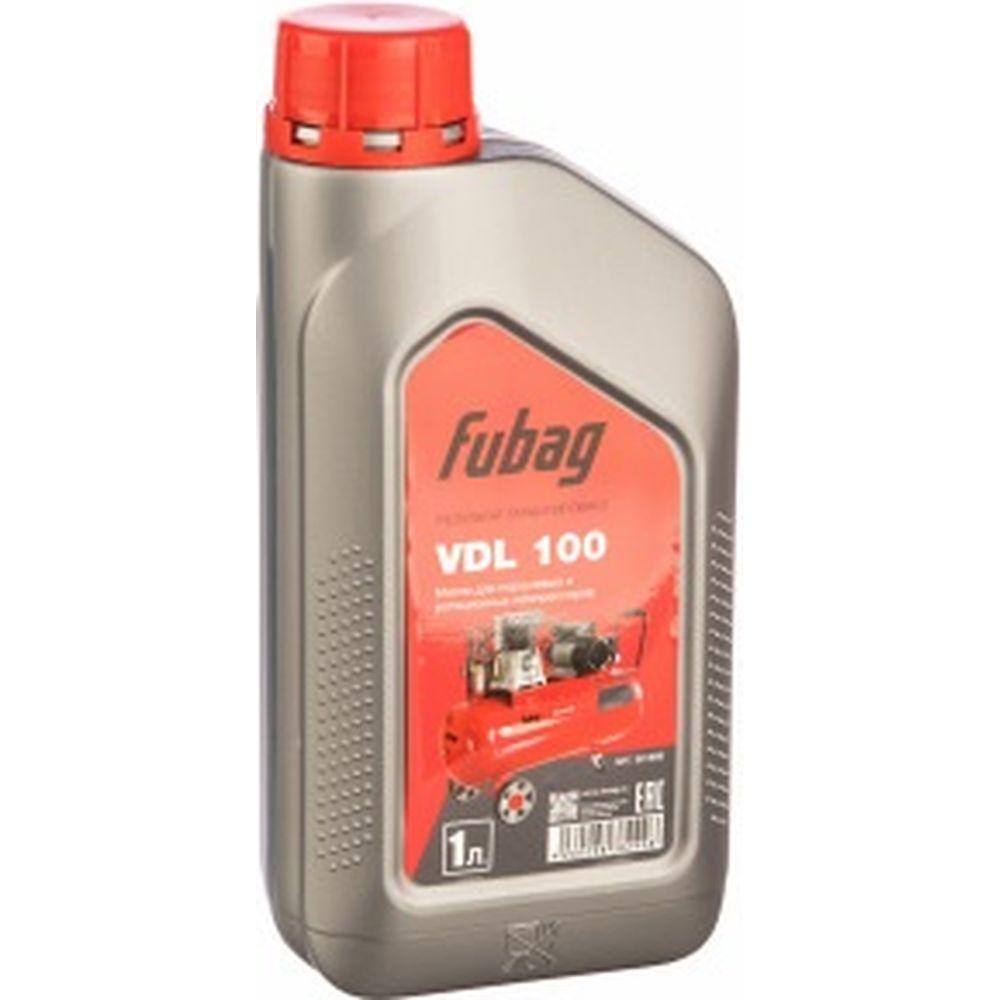 Масло для поршневых компрессоров 1 л VDL 100 Fubag 991899