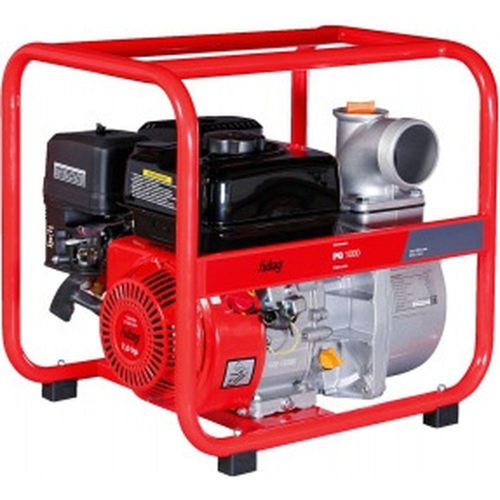 Бензиновая мотопомпа для чистой воды FUBAG PG 1000 838751