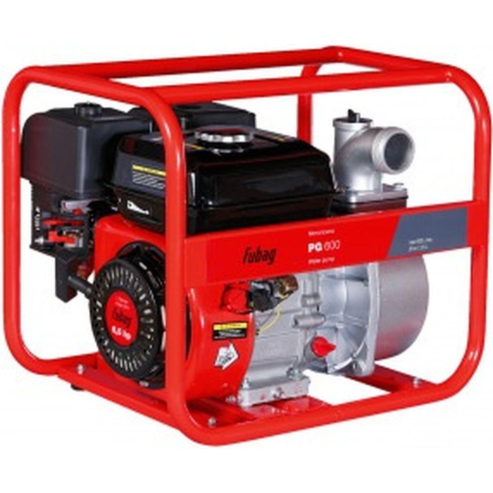 Бензиновая мотопомпа для чистой воды FUBAG PG 600 568713