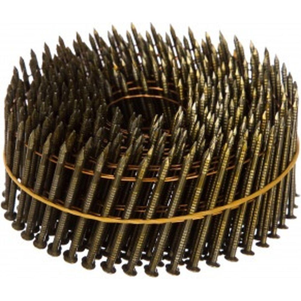 Гвозди барабанные (14000 шт; 2.1x45 мм; кольцевая накатка) для N65C FUBAG 140149
