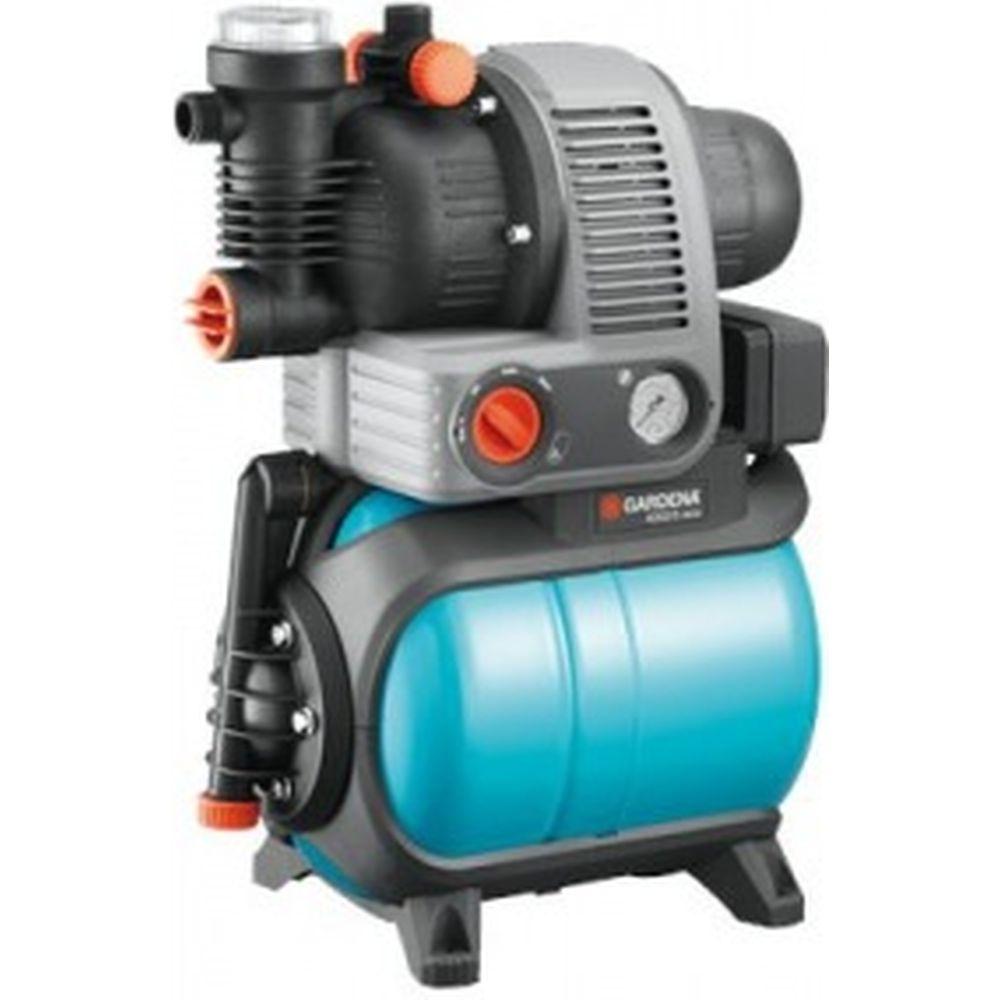 Автоматическая станция бытового водоснабжения Gardena 4000/5 Comfort Eco 01754-20.000.00