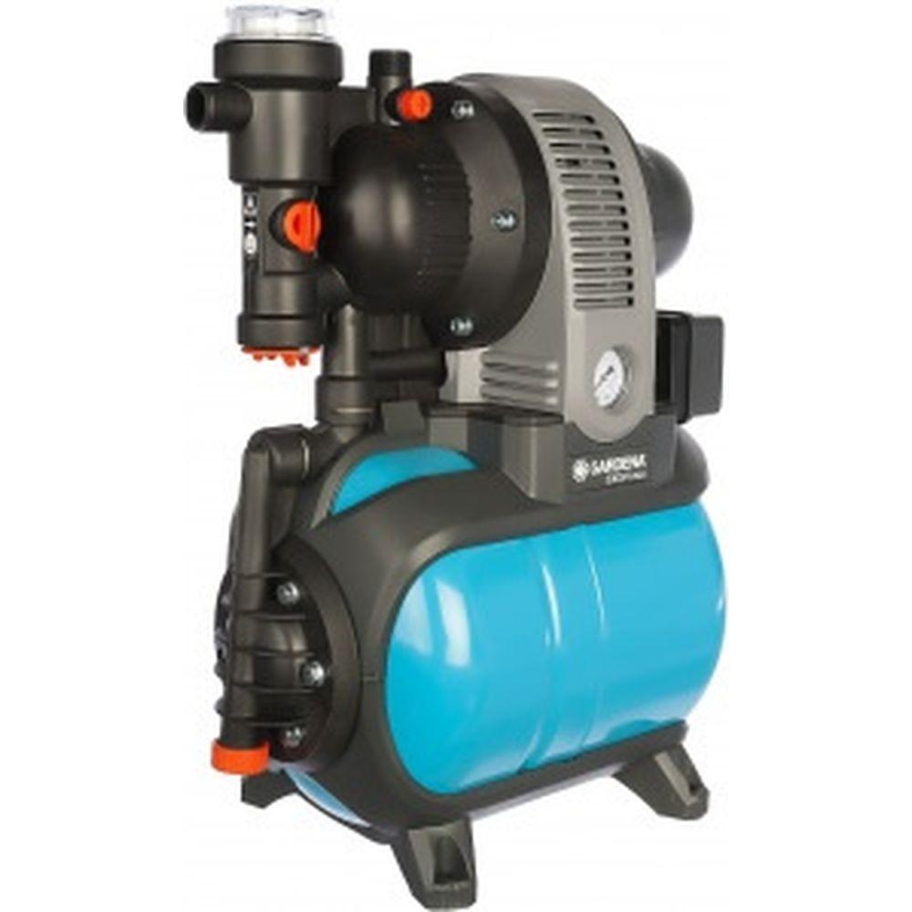 Автоматическая станция бытового водоснабжения Gardena 3000/4 Classic Eco 01753-20.000.00