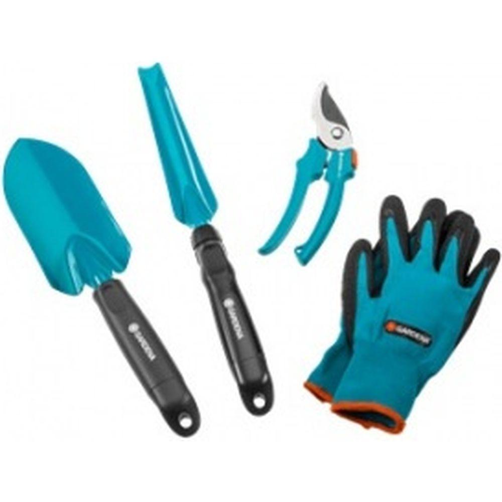 Базовый комплект садовых инструментов