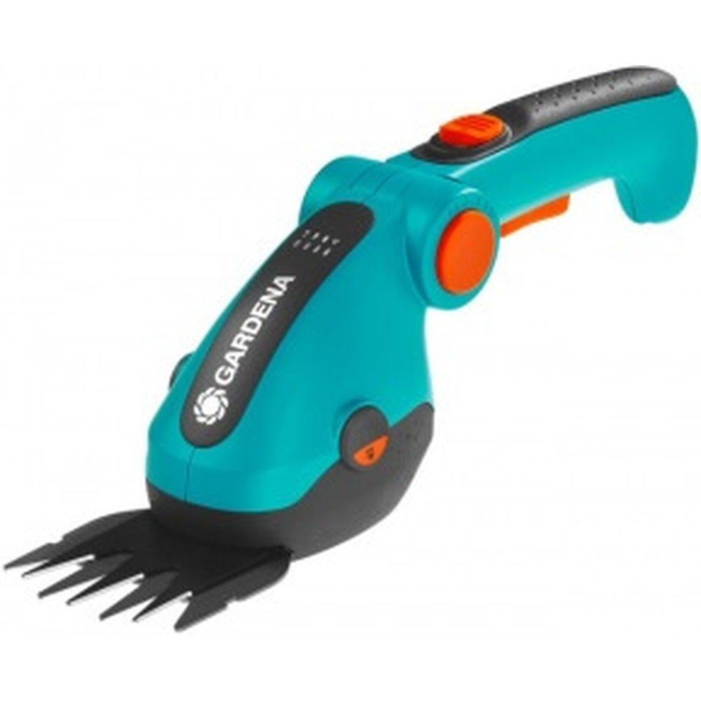 Аккумуляторные ножницы для травы GARDENA ComfortCut Li 09856-20.000.00