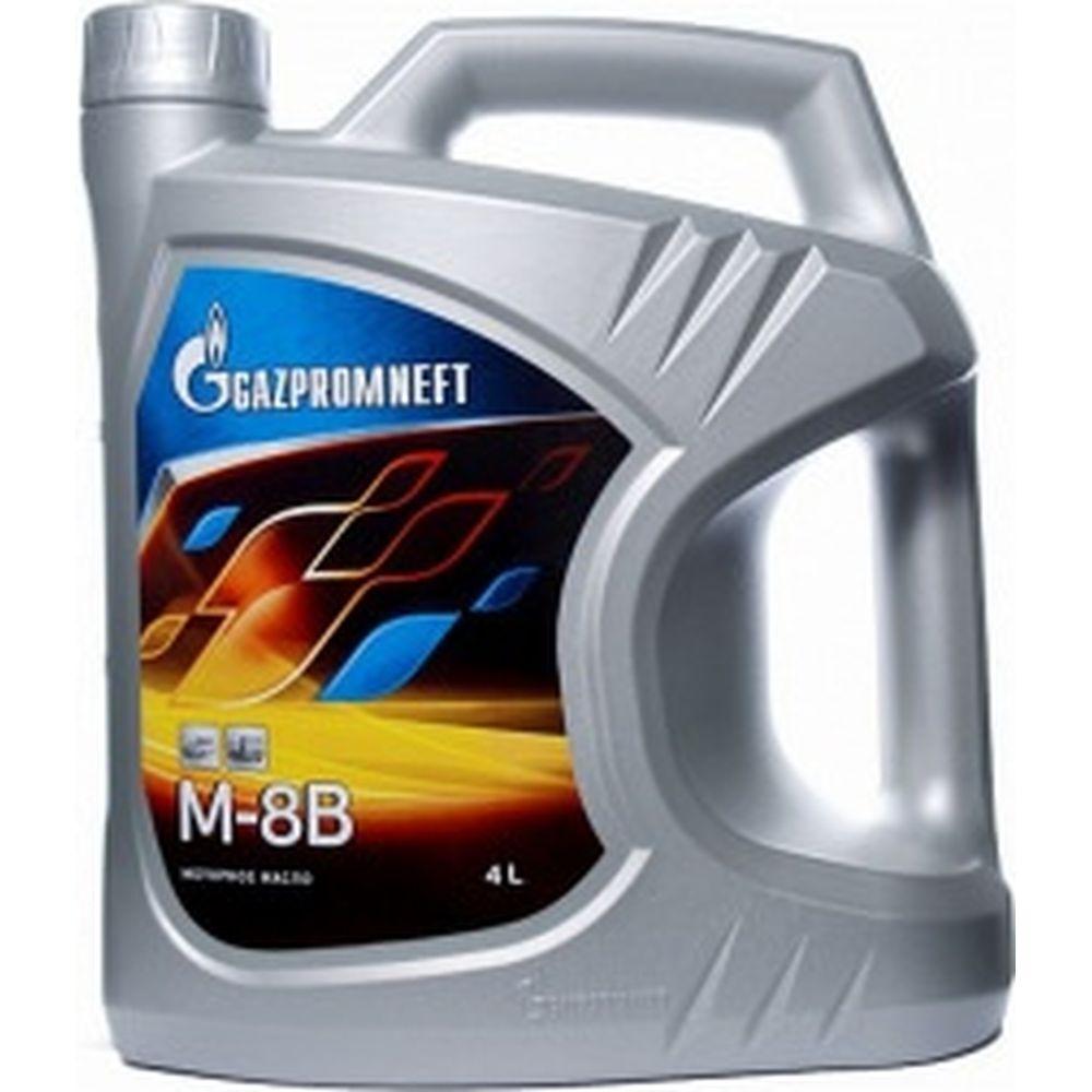 Масло М-8В 4 л Gazpromneft 2389901394